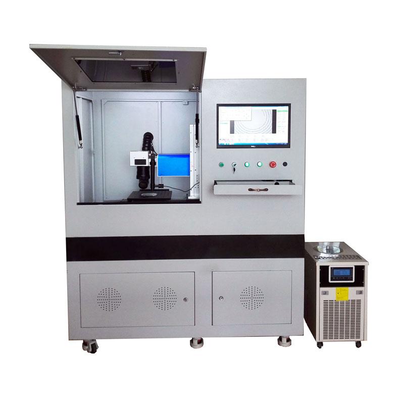 高精度微米級激光打孔機