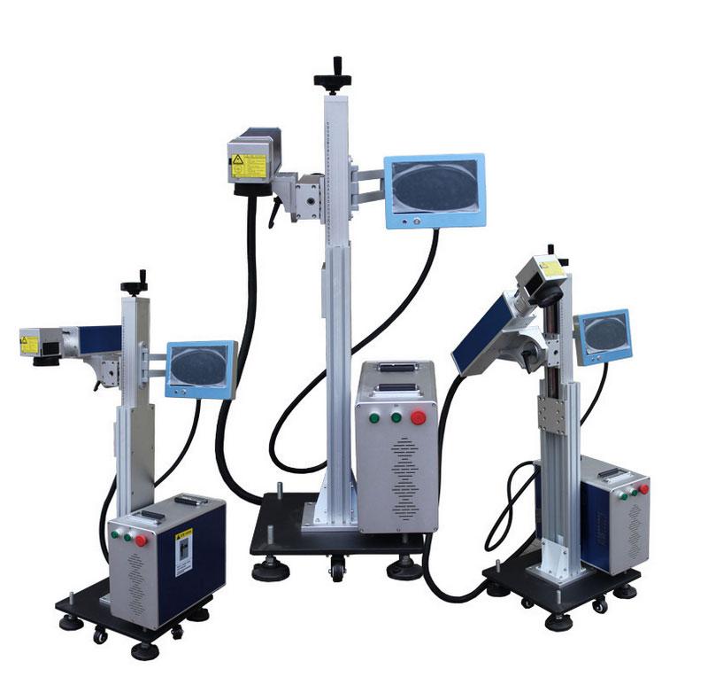 NF-PMJ20/30/50光纖激光噴碼機